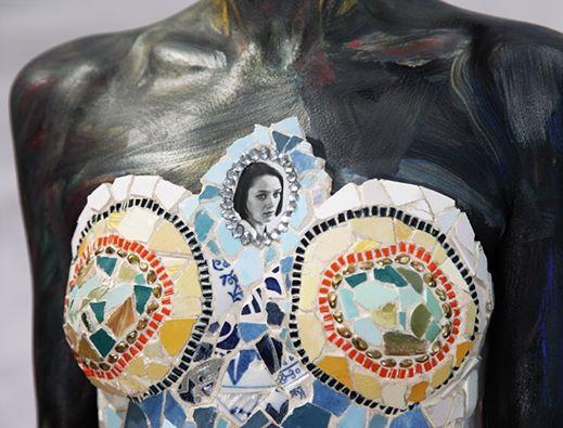 Niki de Saint Phalle, Mona XIII, © Sabine Dehnel